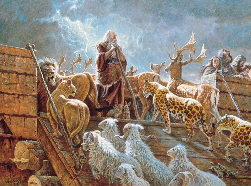 Noach, der Prophet