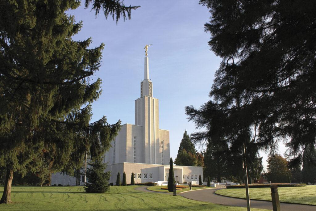 Aufgrund der Verordnungen und Bündnisse, die im Tempel geschlossen wurden, hat der Tod keine Macht.